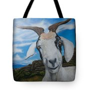 Wip 2- Goats Of St. Martin Tote Bag