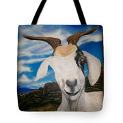 Wip- Goats Of St. Martin Tote Bag