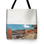 Wip- Pelican 01 Tote Bag