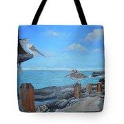 Wip- Pelican 03 Tote Bag