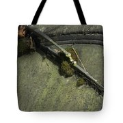 Wiped Out Tote Bag