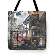 Wiregrass Tote Bag