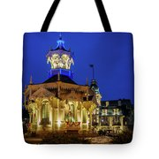 Wisconsin Club Holiday Tote Bag