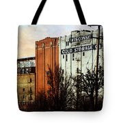 Wisconsin Cold Storage Tote Bag
