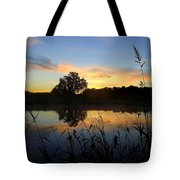 Wisconsin Sunrise Tote Bag
