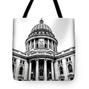 Wisconsin's Capitol Tote Bag