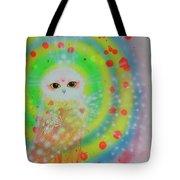 Wisdom Of  The Owl  Tote Bag