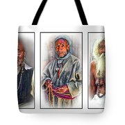 Wisdom - Such A Long Journey 3 Tote Bag