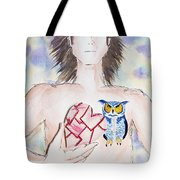 Wisdom Within 2 Tote Bag