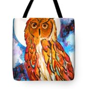 Wise Old Man Tote Bag