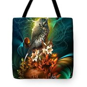 Wise One Tote Bag