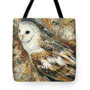 Wise Owl 4 Tote Bag