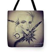 Wise Thinker Tote Bag