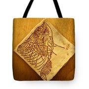 Wiseman - Tile Tote Bag
