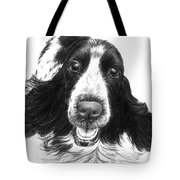 Wish Lady Tote Bag