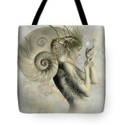 Wish On A Pearl Tote Bag