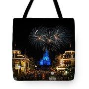 Wishes At Magic Kingdom Tote Bag