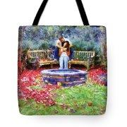 Wishing Pond Tote Bag by Jai Johnson