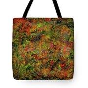 Wisps Of Autumn Tote Bag