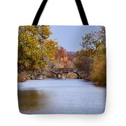 Wissahickon Autumn Tote Bag