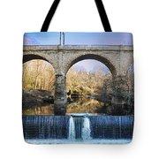 Wissahickon Viaduct Tote Bag