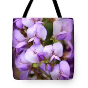 Wisteria Blossoms Tote Bag