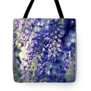 Wisteria Whimsy Tote Bag