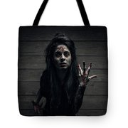 Witch 2 Tote Bag