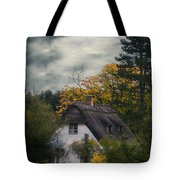 Witch Cottage Tote Bag