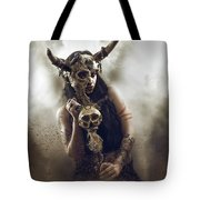 Witch Doctor 2 Tote Bag