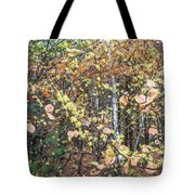 Witch Hazel Forest Tote Bag