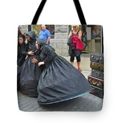 Witches Brewing Tote Bag
