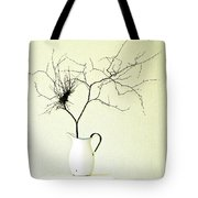 Witches' Broom Tote Bag
