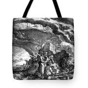 Witches Sabbath, 1700 Tote Bag
