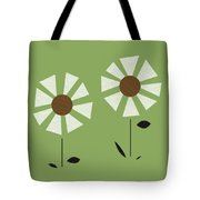 Witco Flowers  Tote Bag
