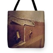 With Decades Of Time Tote Bag