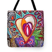 With Deep Thoughts And Tears - Viii Tote Bag