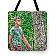 With Purpose Tote Bag