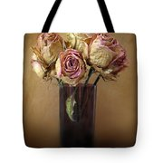 Withered Beauty Tote Bag