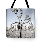 Withering Joshua Tree Tote Bag