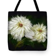 Withering Peony Tote Bag