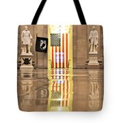 Within Capitol Walls  Tote Bag