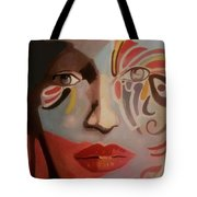Within The Outside Tote Bag