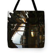 Within The Rings Of Lenses And Prisms Tote Bag