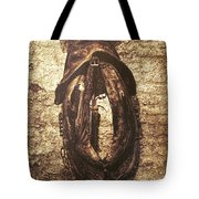 Without Horse Tote Bag