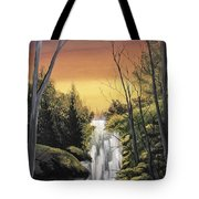 Without Interruption  Tote Bag