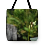 Without Protection Number Three Tote Bag