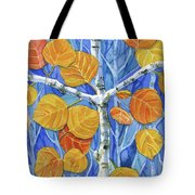 Witness Of Creation Tote Bag