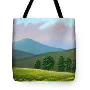 Witness Trees In Spring Tote Bag