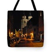 Wittenberg Night Tote Bag
